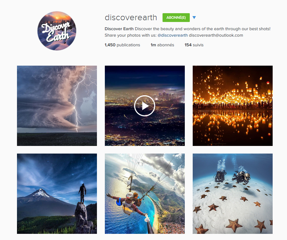 discoverearth